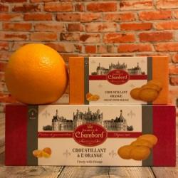 Croustillant à l'Orange