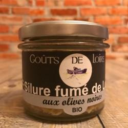 Silure fumé de Loire aux...